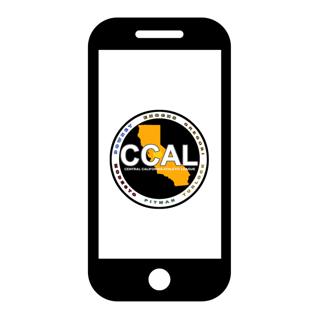 CCAL Logo on Phone