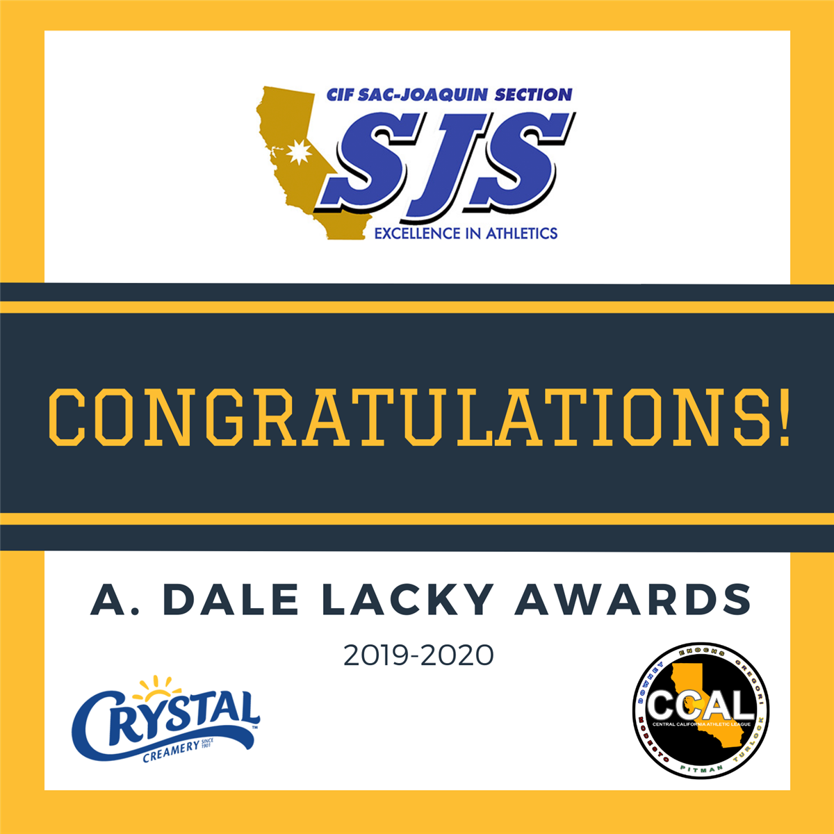 A. Dale Lacky Awards